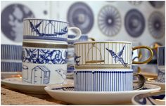 Flux ceramics from Stoke on trent. Where I am at uni see these first hand!