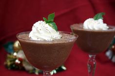 After a healthy Lunch/supper...we all need to treat ourselves with some chocolate indulgence..;)