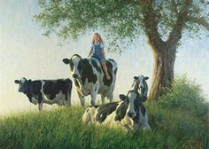 cow art – Cow Art and More