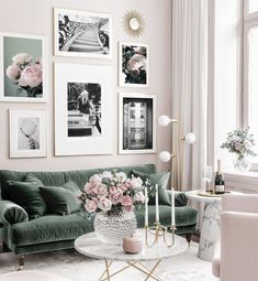 Gallery Wall Inspiration - Shop your Gallery Wall - Posterstore. Home Living Room, Living Room Decor, Living Room Designs, Decor Room, Bedroom Decor, Wall Decor, Gallery Wall Frames, Brigitte Bardot, New Room
