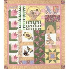 Ode To Spring By Thistledown & Co. , Applique | Quilterswarehouse