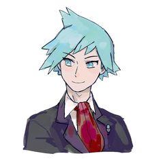 Pokemon Steven Stone, Gotta Catch Them All, Type Pokemon, Anime Art, Fan Art, Manga, Anime Boys, Monsters, Cute