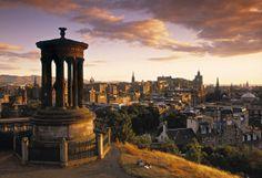 Edimburgo o cómo rentabilizar el misterio