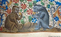 Book of Hours, MS M.167 fol. 71r - Images from Medieval and Renaissance Manuscripts - The Morgan Library & Museum