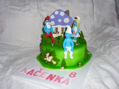 cake - dort Šmoula