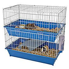 All Living Things Duel Level Ramp Habitat Small Pet Small Pets Cages For Sale Pet Cage