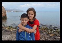 Refugees from war-torn #Syria hope to find asylum in Europe's Mediterranean (Turkey & Greece)