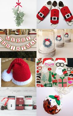 **WAITING FOR CHRISTMAS!!** by Gea Frattini on Etsy--Pinned with TreasuryPin.com