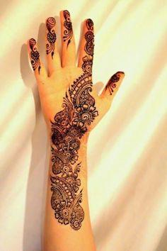 Henna Tattoo Selber Machen (40)