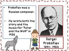 Do you teach 'Peter and the Wolf'? This 42 page resource has an array of activities AND audio clips of the main themes!! Preview at: https://www.teacherspayteachers.com/Store/Musicteacherresources #musedchat #musiceducation