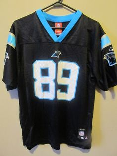 Reebok Jake Delohmme Carolina Panthers Jersey  de9f569fffdb