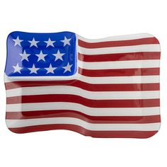 You'll love the Flag Chip and Dip at Wayfair - Great Deals on all Kitchen & Tabletop products with Free Shipping on most stuff, even the big stuff.