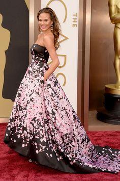 Chrissy Teigen, Oscars