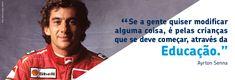 GO-SBR: Instituto Ayrton Senna lança inédita campanha para...
