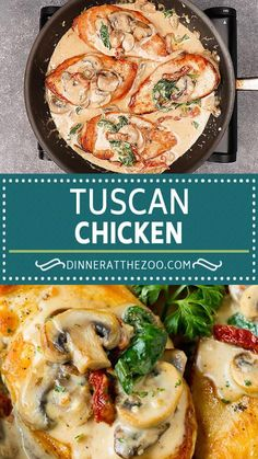 Amazing Food Videos, Indian Food Recipes, Irish Recipes, Easy Healthy Recipes, Healthy Dinner Options, Tuscan Chicken, Easy Chicken Dinner Recipes, Chicken Breasts, Golden Brown