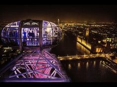 30 Clubs Packed in the London Eye - Red Bull Revolutions in Sound - YouTube