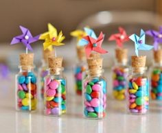 Smal Candy in Vial Treats