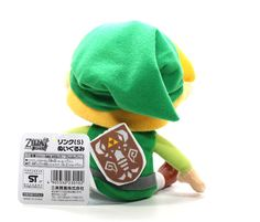 legend of zelda plush toys | AUTHENTIC New Link Stuffed Nintendo Series Plush Collectible Zelda ...