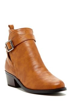 Bucco Maxima Ankle Bootie by Non Specific