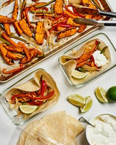 Meal prep is a handy way to get a lot of cooking out of the way all at once, so you've got more time in the evenings to relax. Here are ten of our most popular Power Hour meal prep plans from this past year. Meal Prep Plans, Food Prep, Healthy Meals For Two, Healthy Eats, Healthy Dinners, Easy Meals, Meal Prep For The Week, Vegan Recipes Easy, Yummy Recipes