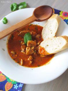 Polish Recipes, Polish Food, Indian Food Recipes, Ethnic Recipes, Tasty, Yummy Food, Home Food, Dinner Tonight, Soups And Stews