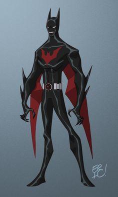 Batman Beyond Commission by *EricGuzman on deviantART