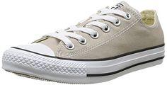 Converse Chuck Taylor All Star Ox, Unisex-Erwachsene Sneaker  Beige Beige 40 - http://on-line-kaufen.de/converse/40-eu-converse-chuck-taylor-all-star-seasonal-ox-13