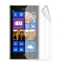 Mica Protectora Lumia 925 Muvit Antihuellas - 2 unidades  $ 140,42