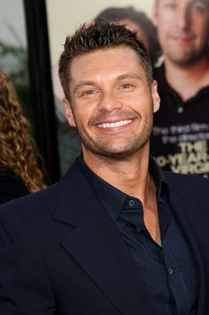 Ryan Seacrest. Holy mother of god.