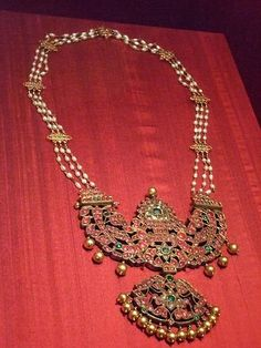 Indian Jewellery and Clothing: 19th century