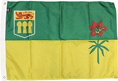Saskatchewan - Canadian Province x Nylon Flag Farm Boys, Paper Shopping Bag, Flag, Cool Stuff, Sports, Gifts, Cool Things, Hs Sports, Sport