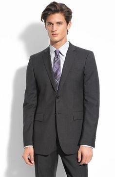 Burberry London Charcoal Suit