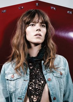 Freja Beha by Craig McDean for Interview