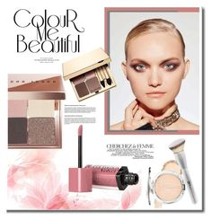 """""""Color me Beautiful"""" by mslewis6 ❤ liked on Polyvore featuring beauty, Chanel, Bourjois, It Cosmetics, La Femme, Bobbi Brown Cosmetics and Clarins"""