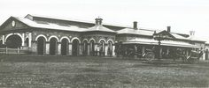 Eastern side of second Sydney Railway Station, The eastern side was also known as the departure side. Digital ID Australian Continent, Central Station, Largest Countries, Small Island, Sydney Australia, Tasmania, Historical Photos, Continents, Old Things