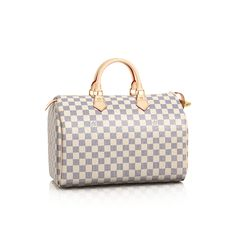 389f6f9961a6 Louis Vuitton - Speedy 35 - Damier