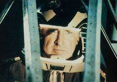 Commander Cain (Lloyd Bridges) - Battlestar Galactica S01E12-13 (Episodes 10-11): The Living Legend, Parts 1 & 2 (First Aired November 26 & December 3, 1978)