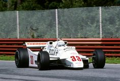1982  Theodore TY02 - Ford (Tommy Byrne)
