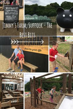 Are you looking for a family day out in Suffolk?  Jimmy's Farm has everything you might want including a delicious restaurant, boutiques, adorable animals and children's activities.  Perfect for toddlers & preschoolers.  Read our review here.