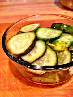 Young and Entertaining: Ten Minute Sweet & Spicy Pickle Chips