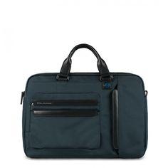 Cartella Piquadro due manici porta pc 15'' Epsilon CA3357W70  #piquadro #accessories #work - Scalia Group