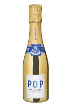 Pommery POP Champagne (for reception/toast/favors)