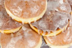 Pączki | Donuts Cakes And More, Nutella, Pancakes, Curry, Cooking Recipes, Pierogi, Breakfast, Therapy, Food