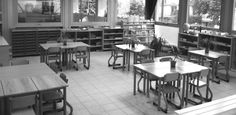 Les différentes étapes de l'installation. | Classe maternelle, Gennevilliers