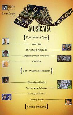 Musicara Event 2015 #musicara Events, Shit Happens