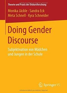 Doing Gender Discourse PDF