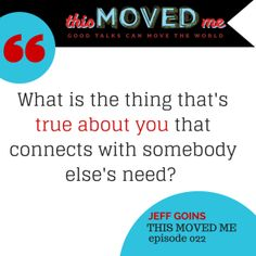TMM Quote Jeff Goins