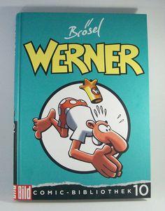 #Werner #Comic #Bibliothek 10 #Weltbild #Buch #eBay #Deutschland