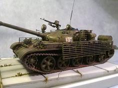 Т 62 — Каропка.ру — стендовые модели, военная миниатюра Maquette Revell, T 62, Scale Models, Military Vehicles, History, Historia, Army Vehicles, Scale Model