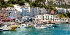 Top 10 foods to try in Capri & Sorrento